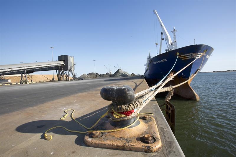 El Puerto de Huelva licita obras en los muelles Ingeniero Juan Gonzalo y  Ciudad de Palos por 23 millones de euros  a88427fd627