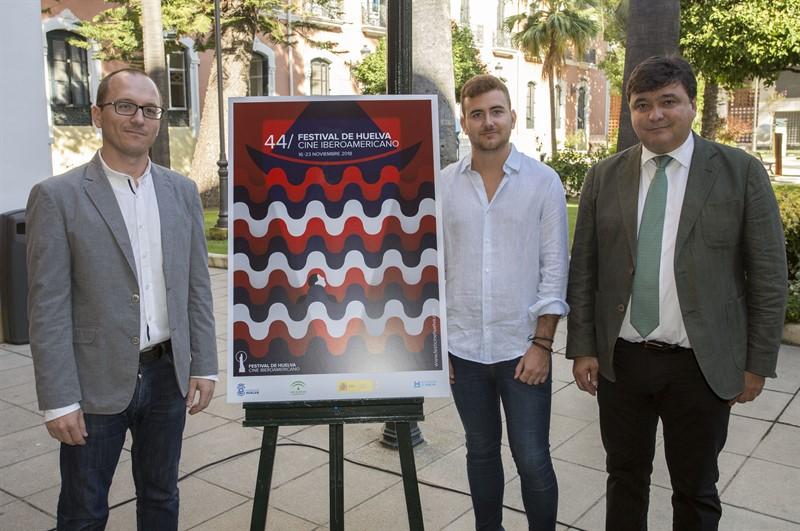 El Festival de Cine de Huelva presenta el cartel anunciador de su 44 ...