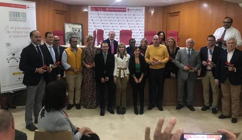 Cruz Roja Huelva Reconoce La Colaboracin Del Empresariado En La