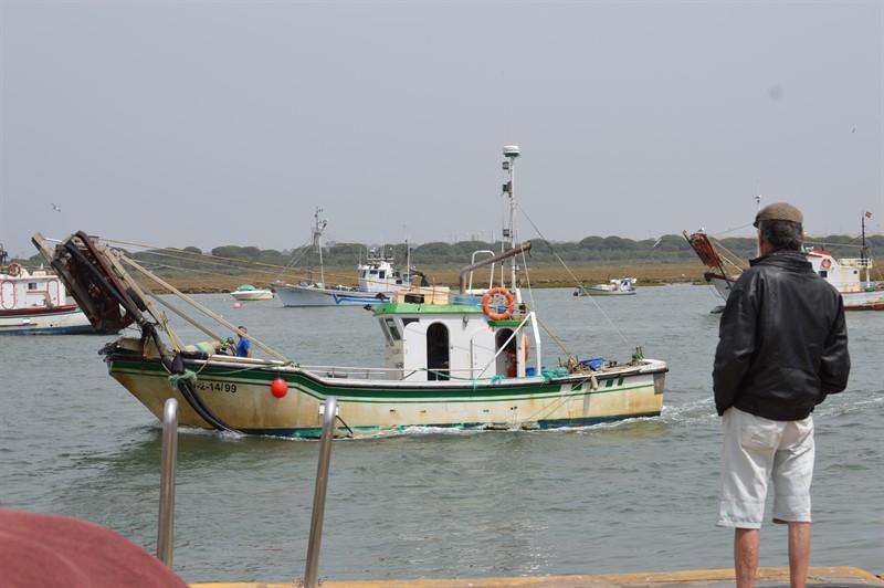 Punta Umbría pide ayudas para la marinería ante el cierre del caladero de  la chirla  a7407f68531