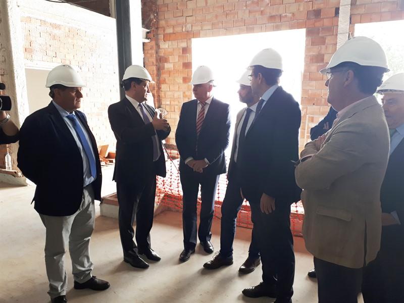 La Junta Destina 18 Millones Al Nuevo Secadero De Jamones De La