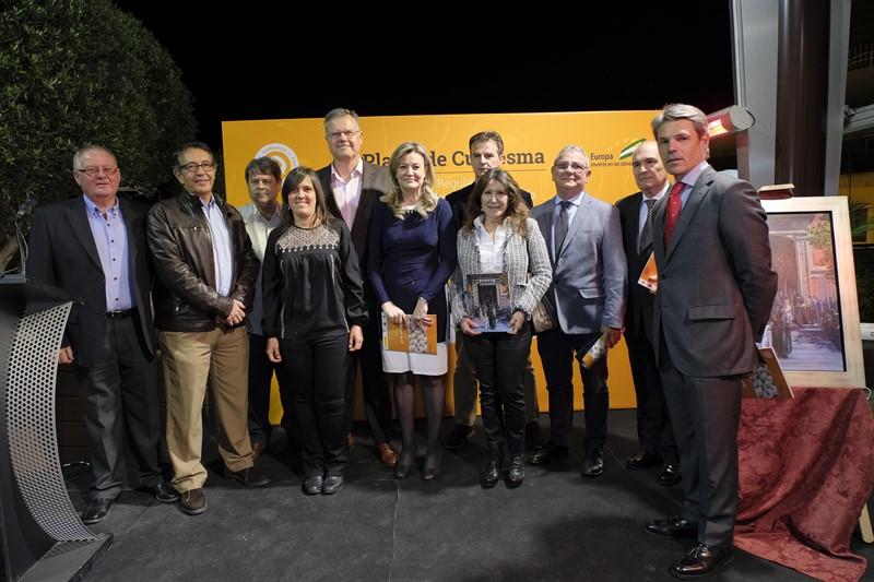"""a8b4ac92b88 La IGP """"Garbanzo de Escacena"""" inicia una campaña de promoción en El Corte  Inglés de El Duque para presentar su Platos de Cuaresma"""