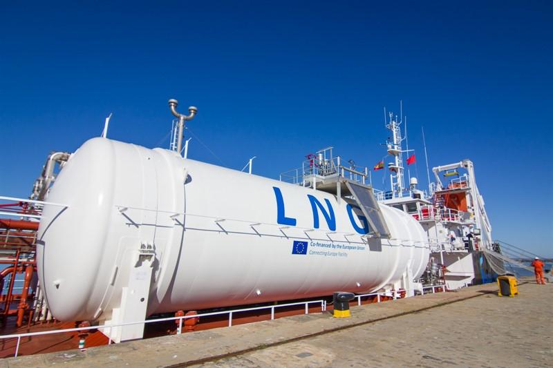 Cepsa presenta la primera embarcación de suministro multiproducto del sur  de Europa 8a07c73d22b