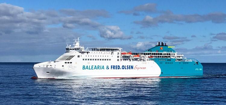 Baleària y Fred.Olsen Express programan horarios especiales Canarias-Huelva  en Navidad  8880558c9da