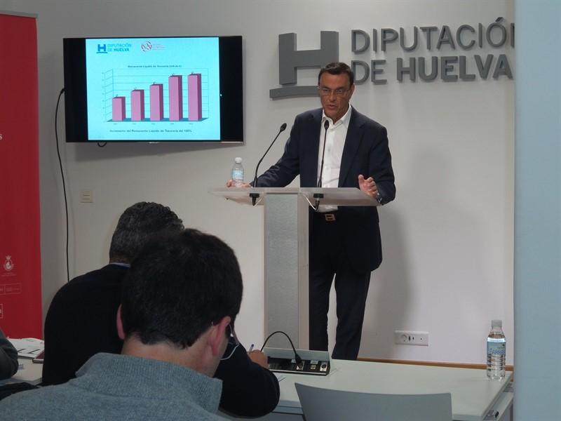 ab6fab670498 La Diputación invertirá parte de sus 32 millones de remanente de ...