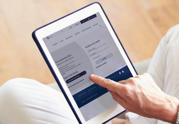 a5782549e85 Aguas de Huelva lanza un nuevo portal web para facilitar el uso de las  gestiones online