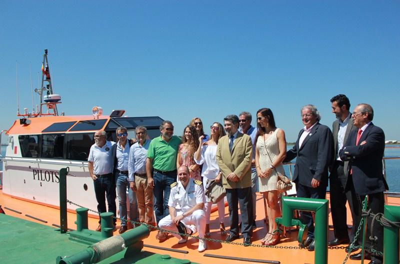 La Corporación de Prácticos y Ría de Huelva presenta una nueva ... f874e0bca00