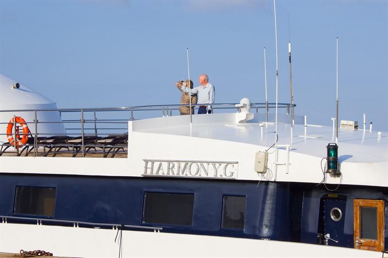 El buque de cruceros  Harmony G  recala por primera vez en el Muelle ... 32a9384fe1b